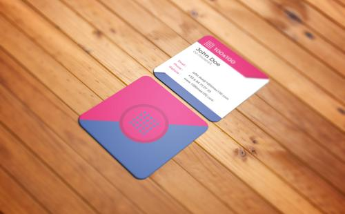 Business Card 100x100